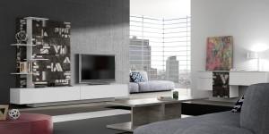 modular mueble de comedor moderno