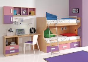 Muebles Juveniles - Muebles Directo de Fábrica Almería